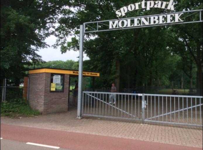 Sportpark Molenbeek van vv Heerde.
