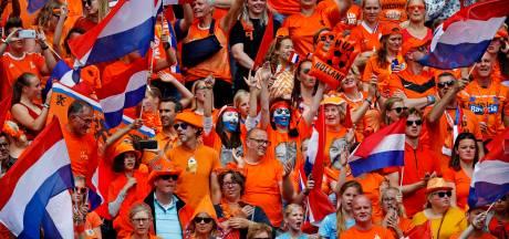 KNVB rekent op 2000 fans in Valenciennes