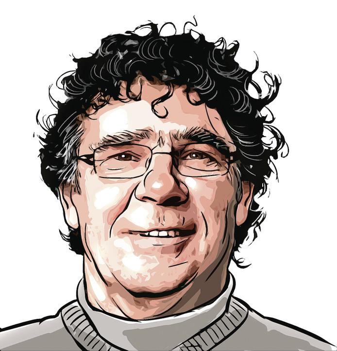 Columnist Willem van Hanegem.