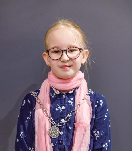 Oproep van Rose, de kinderburgemeester in Steenwijkerland: 'Blijf binnen!'