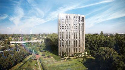 Upgrade Estate bouwt hoogste studententoren van Vlaanderen: 60 meter hoog, 22 verdiepingen, 311 studenten én studiecafé
