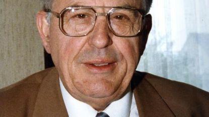 Oud-politicus Marcel Decoster op 91-jarige leeftijd overleden