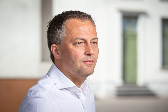 Open Vld-voorzitter Egbert Lachaert.