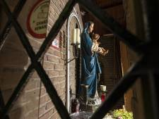 De Mariakapel op het Lossers voetpad is een pleisterplaats