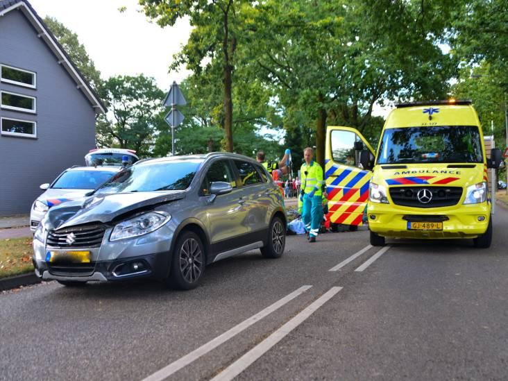 Fietser ernstig gewond door aanrijding met auto in Deurne