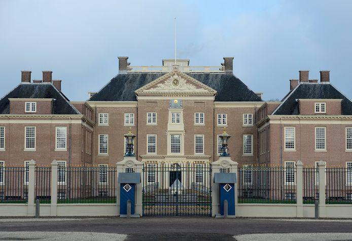 Exterieur van Het Loo in Apeldoorn