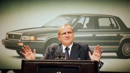 'Vader van de Mustang' Lee Iacocca (94) overleden
