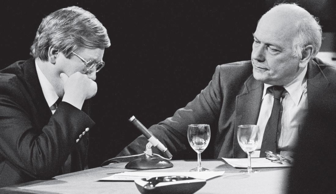 Citaten Joop Den Uyl : Een snikkende politicus dat mag maar niet altijd