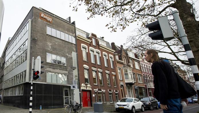 Het Riagg Rijnmond aan de Mathenesserlaan in Rotterdam wordt ook na de doorstart gebruikt.
