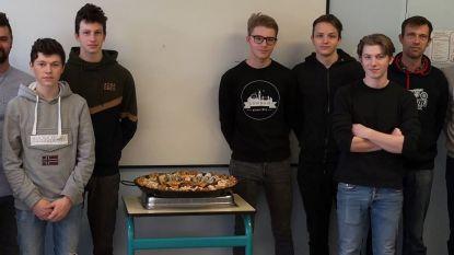 Zesdejaars van GO! Atheneum Brakel trekken naar Spaanse school voor Erasmus-uitwisseling