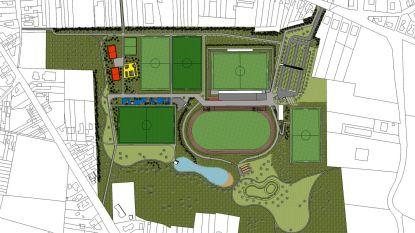 "Project sportpark Molenkouter in hogere versnelling: ""Klaar tegen september 2021? We doen ons best"""