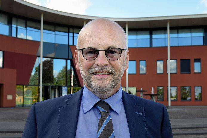 Wethouder Jan Mollen van Halderberge.