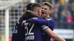 Complete controle: Anderlecht nooit in de problemen tegen Charleroi (3-1)