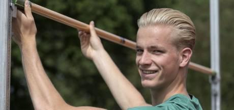Jelle uit Haaksbergen gaat alsnog zijn American dream waarmaken in atletiekteam van University of Louisville