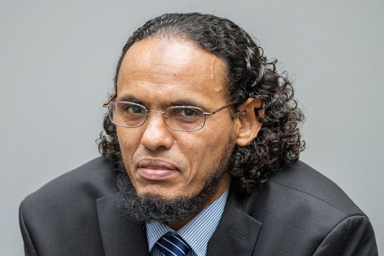 Ahmad al-Faqi al-Mahdi. Beeld anp
