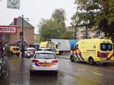 Vrouw met rollator overlijdt na te zijn geschept door vrachtwagen in Doetinchem