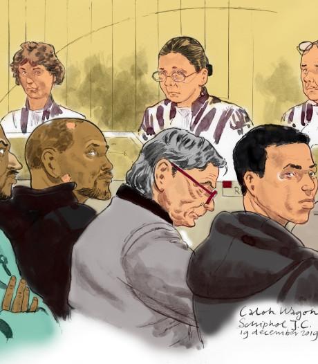 Moordverdachte proces Caloh Wagoh vrijgelaten