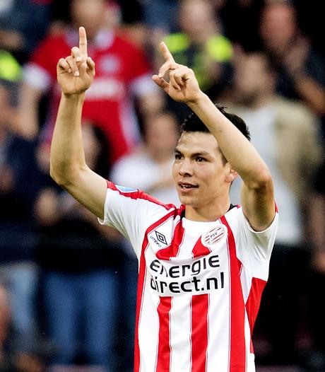 Cocu grijpt achterin snel in bij PSV en maakt Lozano belangrijk