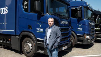 Milieuvriendelijk verhuizen? Vervaet Verhuis koopt verhuiswagens op aardgas