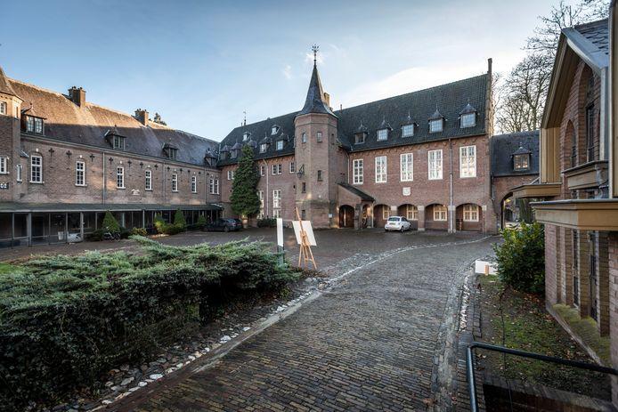 Het kasteel in Gemert.