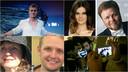 Enkelen van de slachtoffers van de rampvlucht met Germanwings
