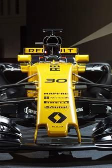 Renault verwacht dat nieuwe motor 0,3 seconden per ronde oplevert