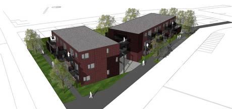 WBO bouwt gasloze woningen tegenover Action in Oldenzaal