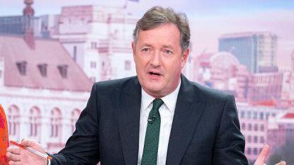De controverse te veel voor Piers Morgan? Zender laat kijkers beslissen over zijn ontslag