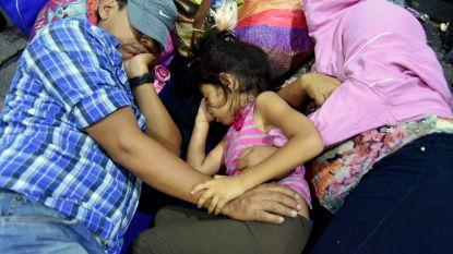 Trump dreigt financiële steun aan Midden-Amerikaanse landen stop te zetten en eist handhaving grenzen
