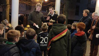 """Hans Vanaken gehuldigd in zijn geboortestad: """"Ik voel me nog steeds een Lommelaar"""""""