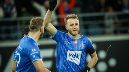 """Roman Bezus, gouden twaalfde man van AA Gent met EK in zijn hoofd: """"Ik wil méér spelen"""""""