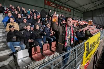 Met de Bavelse NAC Breda Support Vereniging BNBSV naar Bavelnaar Bodi, in Helmond