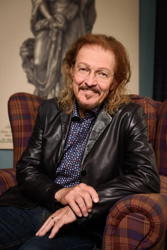 Ted Neeley speelde al meer dan 5000 keer Jezus in Jesus Christ Superstar. Tijdens de Goede Week doet hij dat in Den Haag.