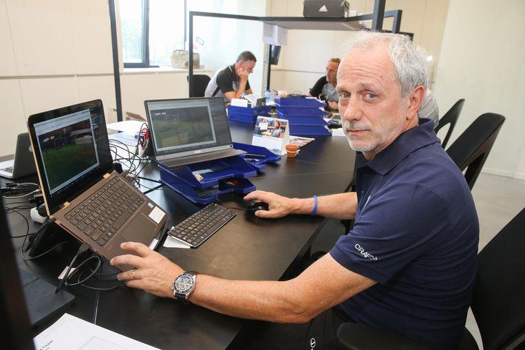 Herman werkte acht jaar voor de Rode Duivels, maar maakte vorige maand de overstap naar AA Gent.