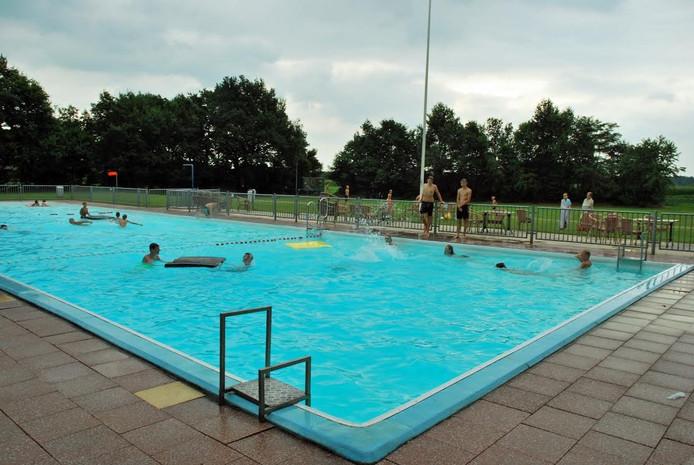 Zwembad De Bargn's in Kloosterhaar.