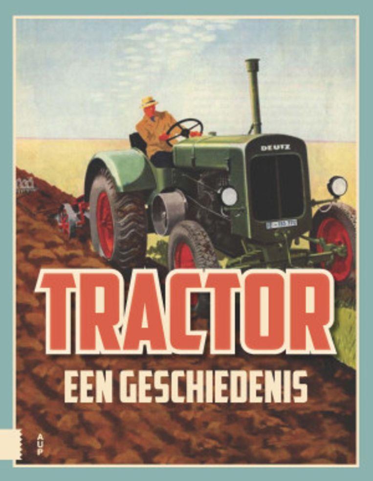Amsterdam University Press; 176 pagina's; € 34,99 Beeld