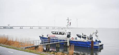 Waterpolitie schort staking op om te zoeken naar Ruben Kramer