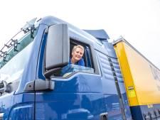 Tennisleraar en commandant nu achter het stuur van een vrachtwagen: 'Er is werk zat'