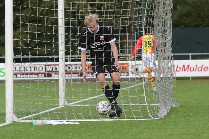 Hierden heeft al de nodige ballen uit het net moeten vissen dit seizoen. Keert het tij tegen KHC?