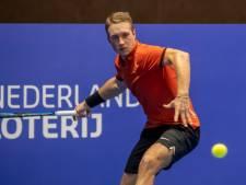Alphense tennisser Sels bereikt NK-finale in woonplaats en verliest