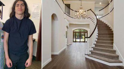 BINNENKIJKEN. Bigi (18), de jongste zoon van Michael Jackson, koopt miljoenenvilla