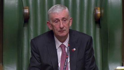 Brits parlement kiest oppositielid als nieuwe voorzitter