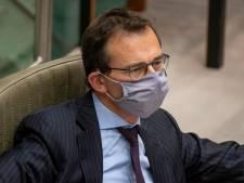 """Wouter Beke: """"Nous allons pouvoir vacciner plus rapidement les résidents et le personnel des maisons de repos"""""""