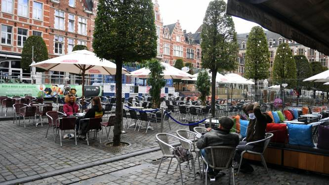 """Stad Leuven strenger dan federale overheid: """"Ook restaurants moeten van zondag tot en met donderdag sluiten om 23 uur"""""""