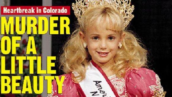 De voorpagina van People in januari 1997. De moord op de jonge schoonheidskoningin JonBenét Ramsey schokt de VS tot vandaag.