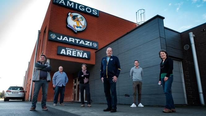 Volleybalclub Amigo's doopt thuisbasis om tot Jartazi Arena