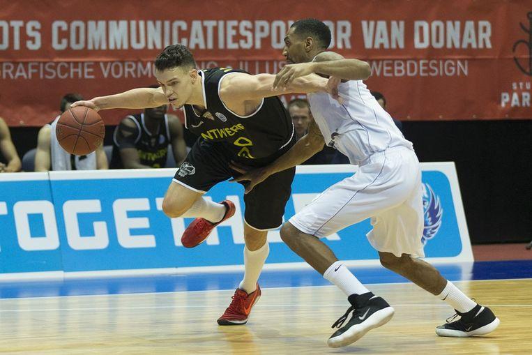De Antwerp Giants zijn uitgeschakeld