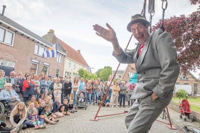 Hendrick-Jan de Stuntman