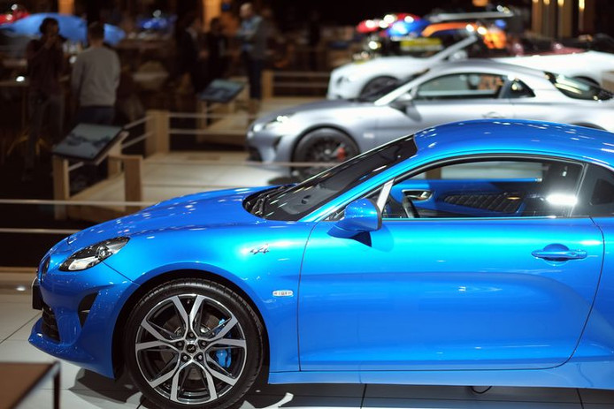 Les prêts voiture durant le Salon de l'Automobile