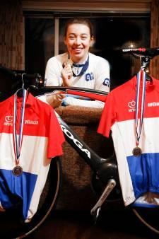 Wielrenster Kristie van Haaften tekent bij Team Parkhotel Valkenburg